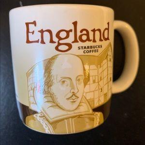 Starbucks England Icon Series Expresso Size Mug